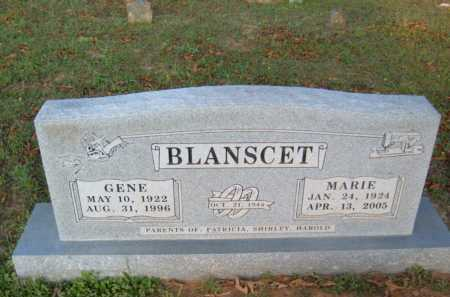 "HARDWICK BLANSCET, MARGARET ""MARIE"" - Sebastian County, Arkansas | MARGARET ""MARIE"" HARDWICK BLANSCET - Arkansas Gravestone Photos"