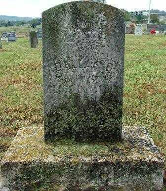 BLAYLOCK, DALLAS D - Sebastian County, Arkansas   DALLAS D BLAYLOCK - Arkansas Gravestone Photos