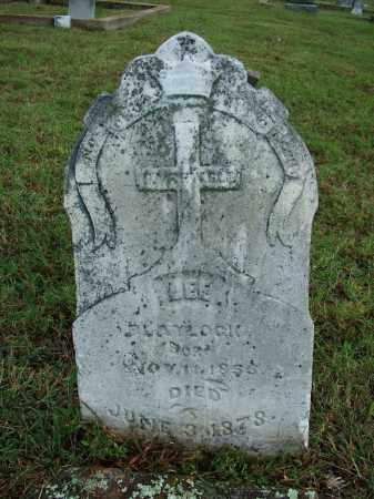 BLAYLOCK, LEE - Sebastian County, Arkansas   LEE BLAYLOCK - Arkansas Gravestone Photos