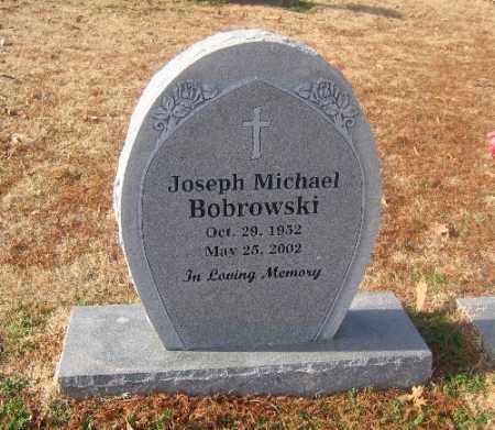 BOBROWSKI, JOSEPH MICHAEL - Sebastian County, Arkansas | JOSEPH MICHAEL BOBROWSKI - Arkansas Gravestone Photos