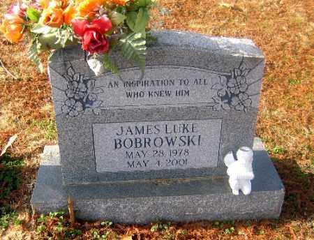 BOBROWSKI, JAMES LUKE - Sebastian County, Arkansas | JAMES LUKE BOBROWSKI - Arkansas Gravestone Photos