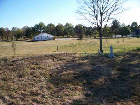 *BOOTH CEMETERY OVERVIEW,  - Sebastian County, Arkansas |  *BOOTH CEMETERY OVERVIEW - Arkansas Gravestone Photos
