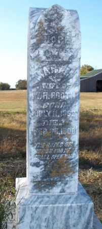 BOOTH, MARY M - Sebastian County, Arkansas | MARY M BOOTH - Arkansas Gravestone Photos