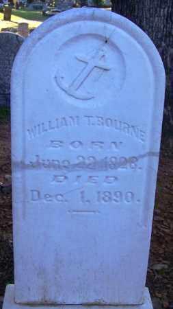 BOURNE, WILLIAM T - Sebastian County, Arkansas | WILLIAM T BOURNE - Arkansas Gravestone Photos