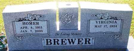 BREWER, HOMER - Sebastian County, Arkansas   HOMER BREWER - Arkansas Gravestone Photos