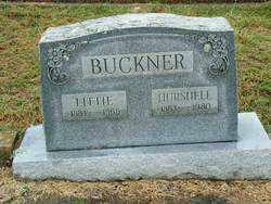 BUCKNER, HURSHELL - Sebastian County, Arkansas   HURSHELL BUCKNER - Arkansas Gravestone Photos