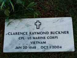 BUCKNER (VETERAN VIET), CLARENCE RAYMOND - Sebastian County, Arkansas   CLARENCE RAYMOND BUCKNER (VETERAN VIET) - Arkansas Gravestone Photos