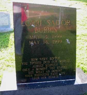 BURRIS, LORRI SAILOR - Sebastian County, Arkansas | LORRI SAILOR BURRIS - Arkansas Gravestone Photos