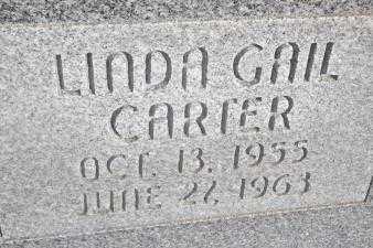 CARTER, LINDA GAIL - Sebastian County, Arkansas | LINDA GAIL CARTER - Arkansas Gravestone Photos