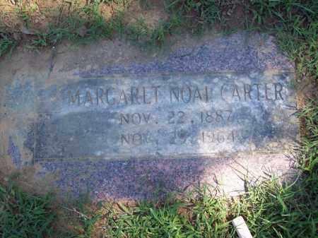CARTER, MARGARET NOLA - Sebastian County, Arkansas | MARGARET NOLA CARTER - Arkansas Gravestone Photos