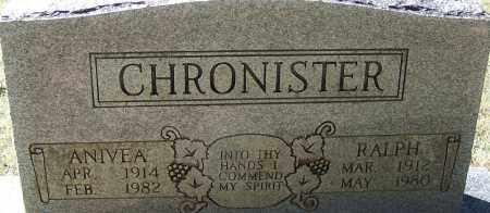 CHRONISTER, ANIVEA - Sebastian County, Arkansas | ANIVEA CHRONISTER - Arkansas Gravestone Photos
