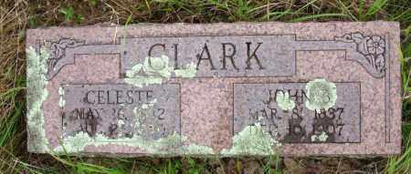 CLARK, CELESTE - Sebastian County, Arkansas | CELESTE CLARK - Arkansas Gravestone Photos