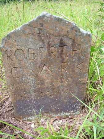 CLARK, ROBERT H - Sebastian County, Arkansas | ROBERT H CLARK - Arkansas Gravestone Photos