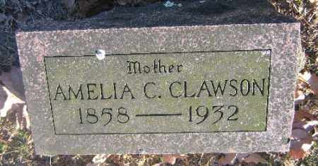 CLAWSON, AMELIA C. - Sebastian County, Arkansas   AMELIA C. CLAWSON - Arkansas Gravestone Photos