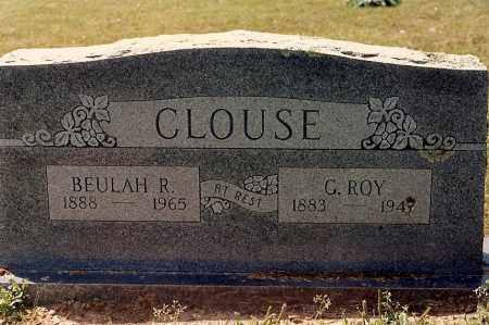 CLOUSE, BEULAH - Sebastian County, Arkansas | BEULAH CLOUSE - Arkansas Gravestone Photos