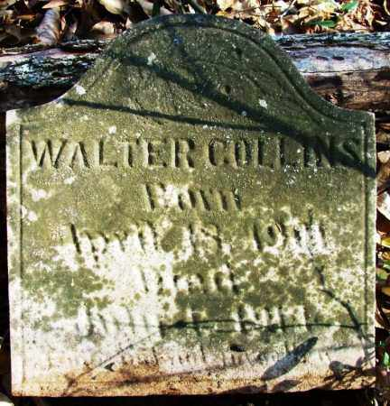 COLLINS, WALTER - Sebastian County, Arkansas   WALTER COLLINS - Arkansas Gravestone Photos