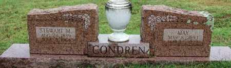CONDREN, MAY - Sebastian County, Arkansas | MAY CONDREN - Arkansas Gravestone Photos