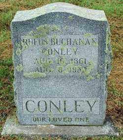 CONLEY, RUFUS BUCHANAN - Sebastian County, Arkansas | RUFUS BUCHANAN CONLEY - Arkansas Gravestone Photos