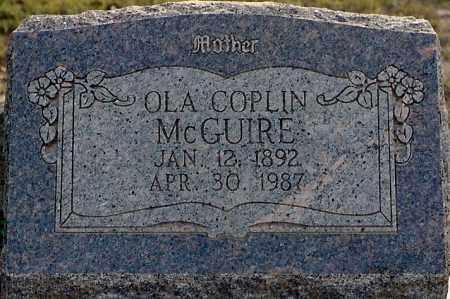 WALL COPLIN, OLA - Sebastian County, Arkansas | OLA WALL COPLIN - Arkansas Gravestone Photos
