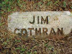 COTHRAN, JIM - Sebastian County, Arkansas | JIM COTHRAN - Arkansas Gravestone Photos
