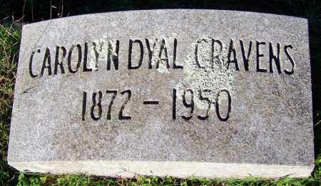 DYAL CRAVENS, CAROLYN - Sebastian County, Arkansas | CAROLYN DYAL CRAVENS - Arkansas Gravestone Photos