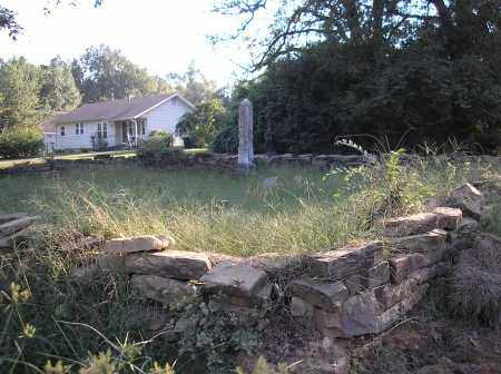 *COWNE CEMETERY OVERVIEW,  - Sebastian County, Arkansas |  *COWNE CEMETERY OVERVIEW - Arkansas Gravestone Photos
