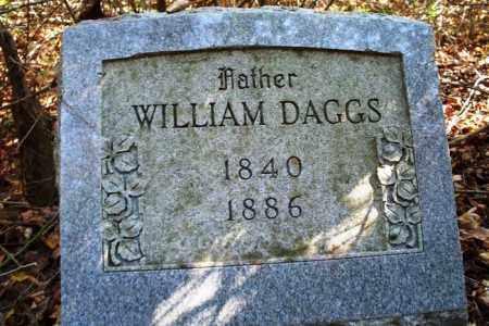 DAGGS, WILLIAM - Sebastian County, Arkansas | WILLIAM DAGGS - Arkansas Gravestone Photos
