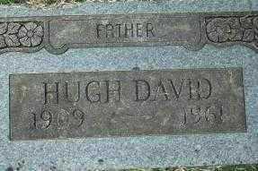 DAVID, HUGH - Sebastian County, Arkansas | HUGH DAVID - Arkansas Gravestone Photos