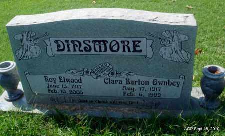 BARTON DINSMORE, CLARA - Sebastian County, Arkansas   CLARA BARTON DINSMORE - Arkansas Gravestone Photos