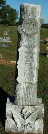 DOBBINS, A. H. - Sebastian County, Arkansas | A. H. DOBBINS - Arkansas Gravestone Photos