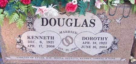 DOUGLAS, KENNETH - Sebastian County, Arkansas | KENNETH DOUGLAS - Arkansas Gravestone Photos