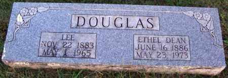 DOUGLAS, LEE - Sebastian County, Arkansas | LEE DOUGLAS - Arkansas Gravestone Photos