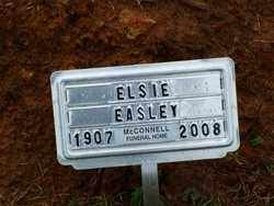 EASLEY, ELSIE - Sebastian County, Arkansas   ELSIE EASLEY - Arkansas Gravestone Photos