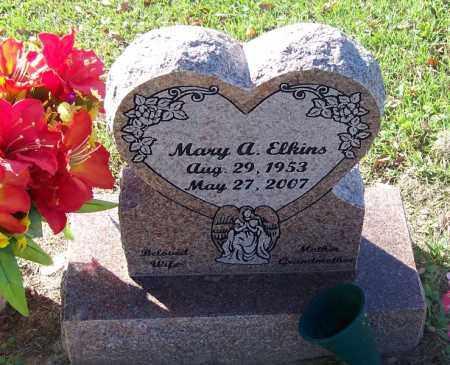 ELKINS, MARY A - Sebastian County, Arkansas | MARY A ELKINS - Arkansas Gravestone Photos