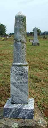 FARRIS, J L - Sebastian County, Arkansas   J L FARRIS - Arkansas Gravestone Photos