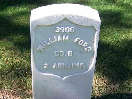 FORD (VETERAN UNION), WILLIAM - Sebastian County, Arkansas   WILLIAM FORD (VETERAN UNION) - Arkansas Gravestone Photos