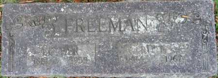 FREEMAN, RUTH - Sebastian County, Arkansas | RUTH FREEMAN - Arkansas Gravestone Photos