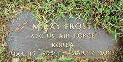 FROST (VETERAN KOR), M RAY - Sebastian County, Arkansas | M RAY FROST (VETERAN KOR) - Arkansas Gravestone Photos