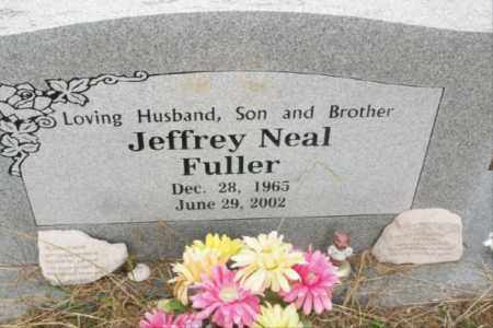 FULLER, JEFFREY NEAL - Sebastian County, Arkansas | JEFFREY NEAL FULLER - Arkansas Gravestone Photos