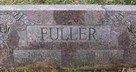 FULLER, PAULINE - Sebastian County, Arkansas   PAULINE FULLER - Arkansas Gravestone Photos