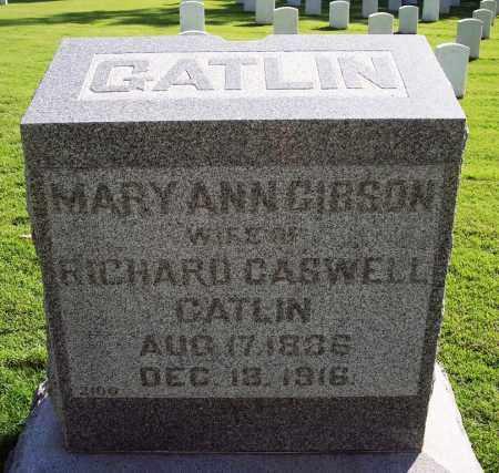 GATLIN, MARY ANN - Sebastian County, Arkansas   MARY ANN GATLIN - Arkansas Gravestone Photos