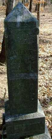 GENTRY, GRANT - Sebastian County, Arkansas   GRANT GENTRY - Arkansas Gravestone Photos