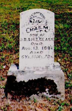 GLASS, CHAS  M - Sebastian County, Arkansas | CHAS  M GLASS - Arkansas Gravestone Photos