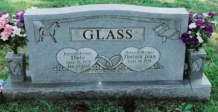 GLASS, THELMA JOAN - Sebastian County, Arkansas   THELMA JOAN GLASS - Arkansas Gravestone Photos