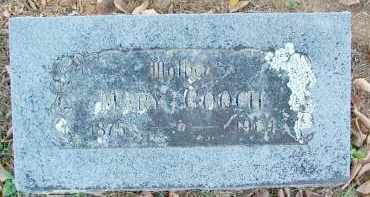 GOOCH, MARY - Sebastian County, Arkansas | MARY GOOCH - Arkansas Gravestone Photos
