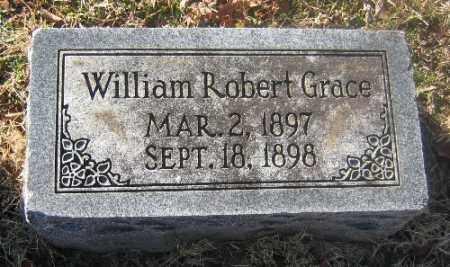 GRACE, WILLIAM ROBERT - Sebastian County, Arkansas | WILLIAM ROBERT GRACE - Arkansas Gravestone Photos