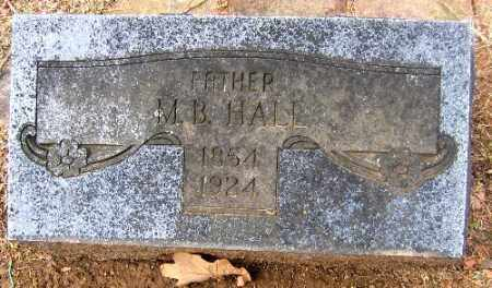 HALL, MAJOR B. - Sebastian County, Arkansas | MAJOR B. HALL - Arkansas Gravestone Photos