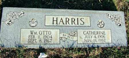 HARRIS, WM. OTTO - Sebastian County, Arkansas | WM. OTTO HARRIS - Arkansas Gravestone Photos