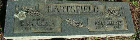 HARTSFIELD, JOHN ELLIOT - Sebastian County, Arkansas | JOHN ELLIOT HARTSFIELD - Arkansas Gravestone Photos