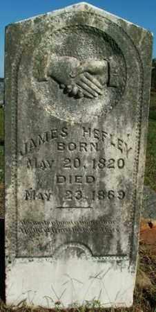 HEFLEY, JAMES - Sebastian County, Arkansas   JAMES HEFLEY - Arkansas Gravestone Photos